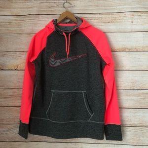 Nike Tops - Nike Therma Fit Logo Hoodie.